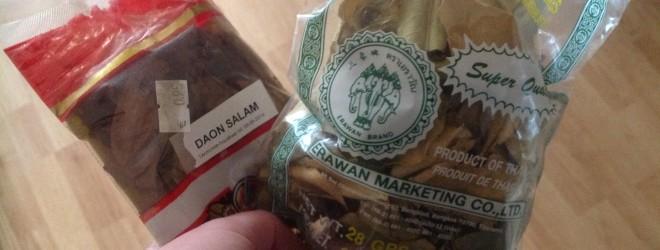 De basis van de Indonesische keuken